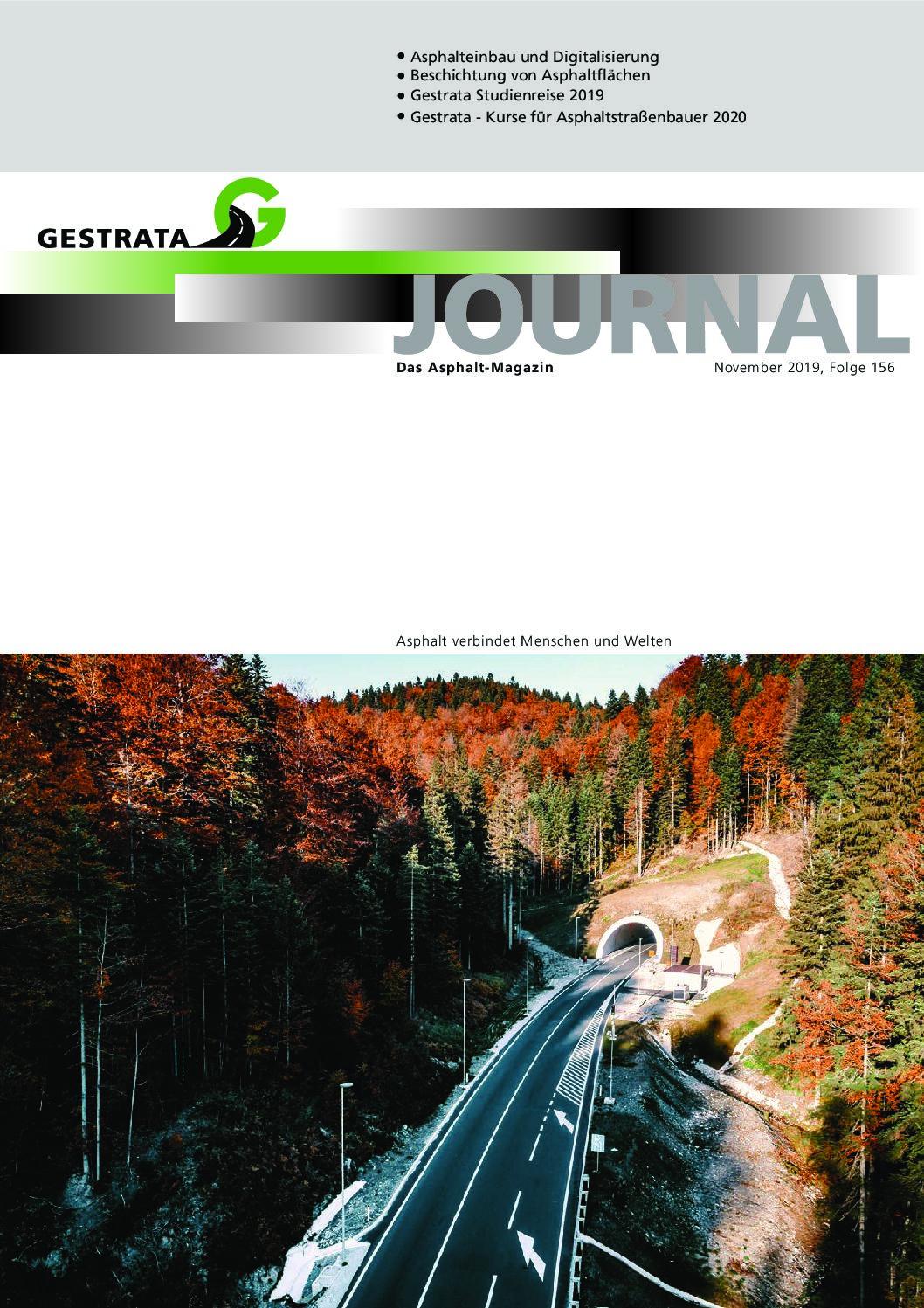 Ausgabe 156 – November 2019
