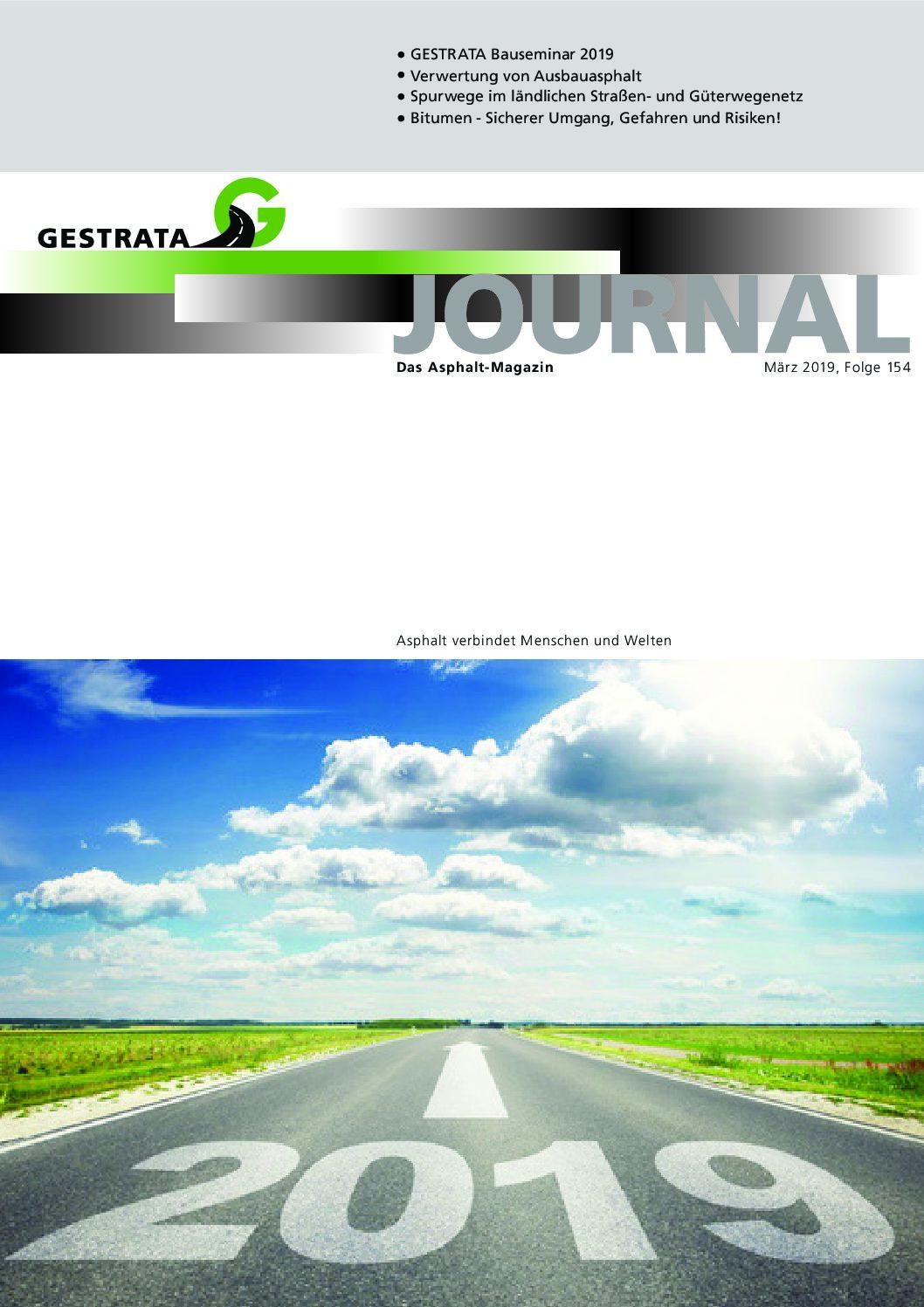 Ausgabe 154 – März 2019