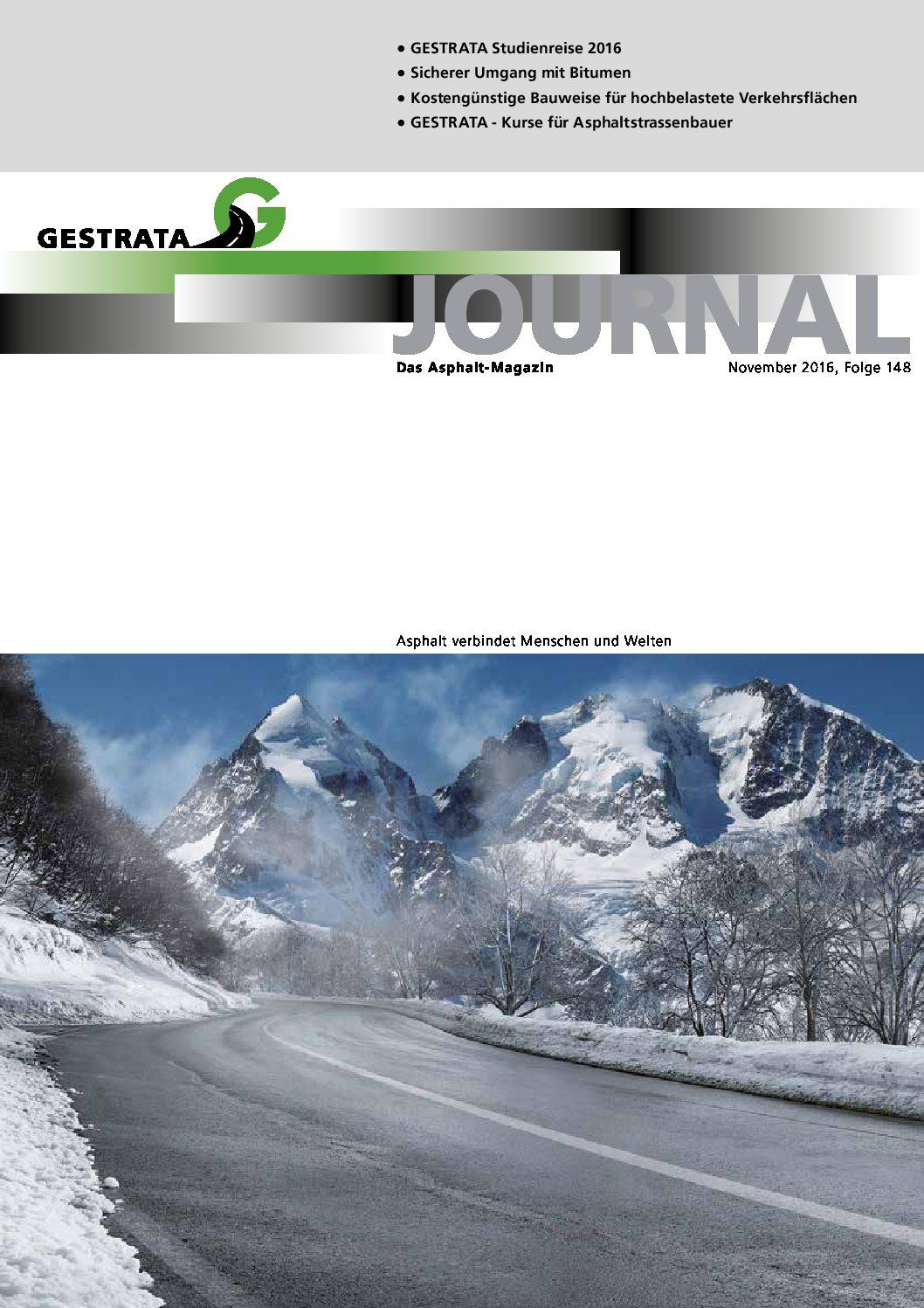 Ausgabe 148 – November 2016