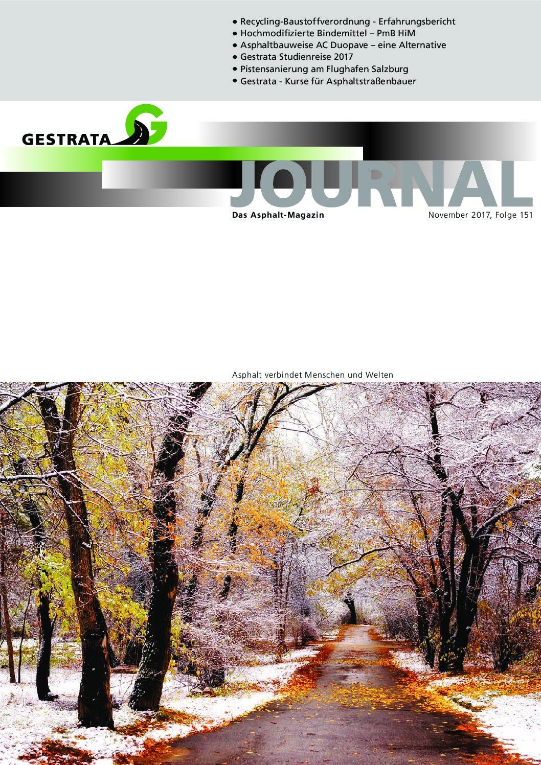 Ausgabe 151 – November 2017