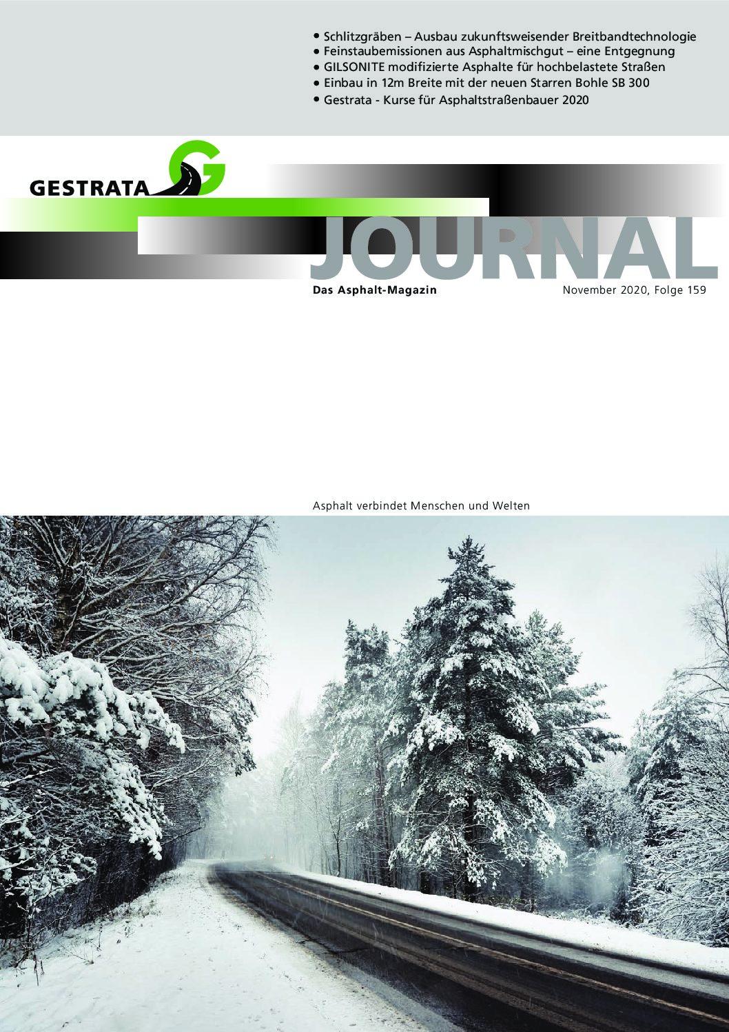Ausgabe 159 – November 2020